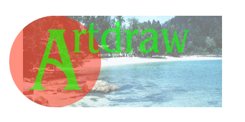 The Artdraw logo